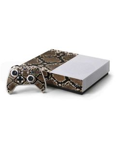Serpent Xbox One S Console and Controller Bundle Skin