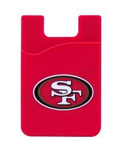 San Francisco 49ers Phone Wallet Sleeve