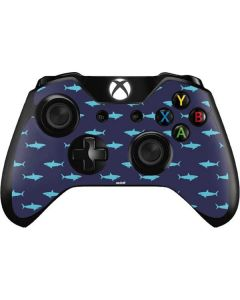 Shark Print Xbox One Controller Skin