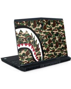 Shark Teeth Street Camo Dell Alienware Skin