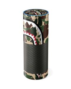 Shark Teeth Street Camo Amazon Echo Skin