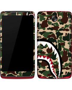 Shark Teeth Street Camo Motorola Droid Skin