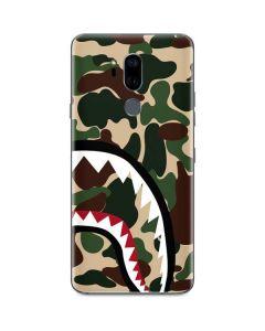 Shark Teeth Street Camo G7 ThinQ Skin