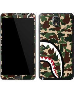 Shark Teeth Street Camo Galaxy Note 3 Skin