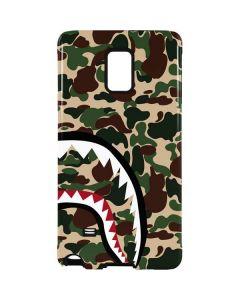 Shark Teeth Street Camo Galaxy Note 4 Pro Case