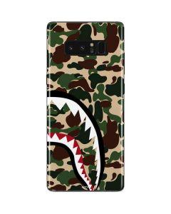 Shark Teeth Street Camo Galaxy Note 8 Skin