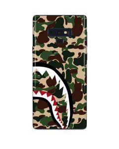 Shark Teeth Street Camo Galaxy Note 9 Skin
