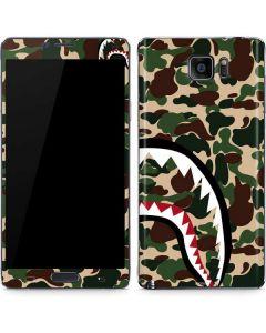 Shark Teeth Street Camo Galaxy Note5 Skin