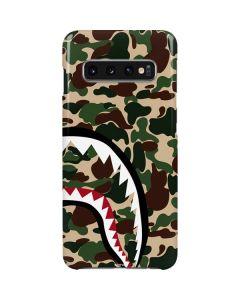 Shark Teeth Street Camo Galaxy S10 Lite Case