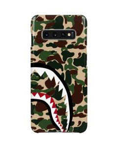 Shark Teeth Street Camo Galaxy S10 Plus Lite Case