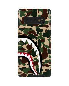 Shark Teeth Street Camo Galaxy S10 Plus Pro Case