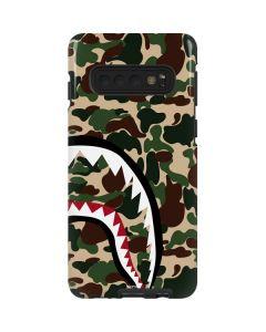 Shark Teeth Street Camo Galaxy S10 Pro Case