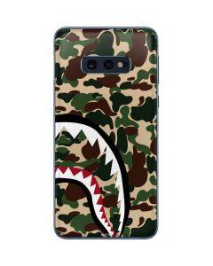 Shark Teeth Street Camo Galaxy S10e Skin