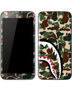 Shark Teeth Street Camo Galaxy S5 Skin
