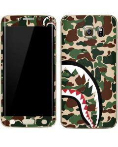 Shark Teeth Street Camo Galaxy S6 edge+ Skin
