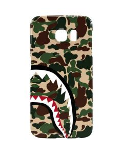 Shark Teeth Street Camo Galaxy S6 Lite Case