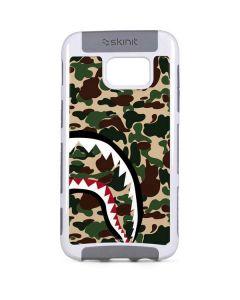 Shark Teeth Street Camo Galaxy S7 Edge Cargo Case