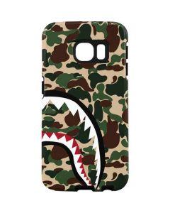 Shark Teeth Street Camo Galaxy S7 Edge Pro Case