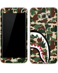 Shark Teeth Street Camo Galaxy S7 Edge Skin