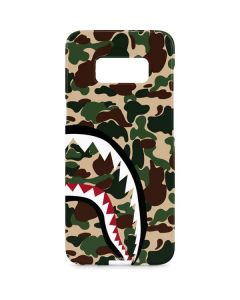 Shark Teeth Street Camo Galaxy S8 Plus Lite Case
