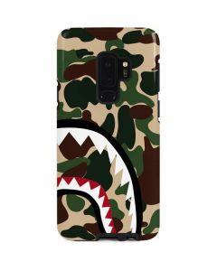 Shark Teeth Street Camo Galaxy S9 Plus Pro Case