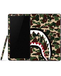 Shark Teeth Street Camo Samsung Galaxy Tab Skin