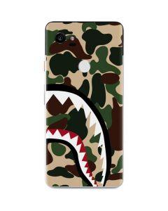 Shark Teeth Street Camo Google Pixel 2 XL Skin