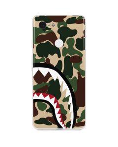 Shark Teeth Street Camo Google Pixel 3 Skin