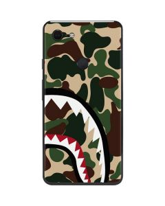 Shark Teeth Street Camo Google Pixel 3 XL Skin