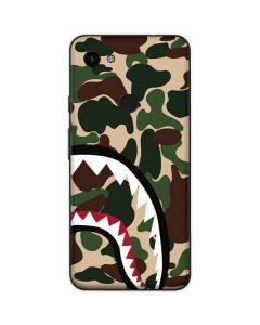 Shark Teeth Street Camo Google Pixel 3a Skin