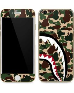 Shark Teeth Street Camo iPhone 6/6s Skin