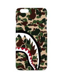 Shark Teeth Street Camo iPhone 6s Lite Case
