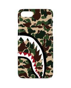 Shark Teeth Street Camo iPhone 8 Lite Case