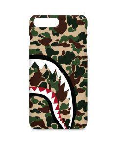 Shark Teeth Street Camo iPhone 8 Plus Lite Case