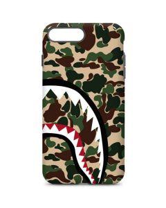 Shark Teeth Street Camo iPhone 8 Plus Pro Case