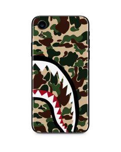 Shark Teeth Street Camo iPhone XR Skin