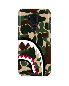 Shark Teeth Street Camo LG G7 ThinQ Pro Case