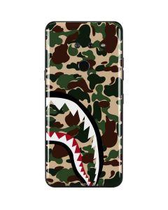 Shark Teeth Street Camo LG G8 ThinQ Skin
