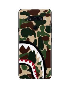 Shark Teeth Street Camo LG V40 ThinQ Skin