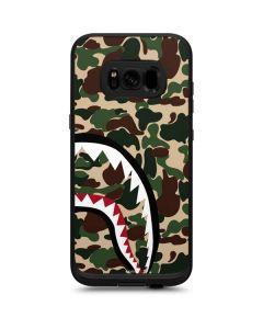 Shark Teeth Street Camo LifeProof Fre Galaxy Skin