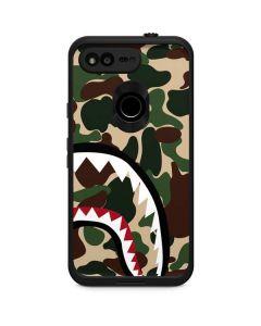 Shark Teeth Street Camo LifeProof Fre Google Skin