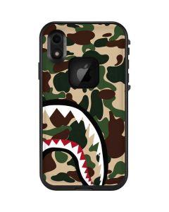 Shark Teeth Street Camo LifeProof Fre iPhone Skin