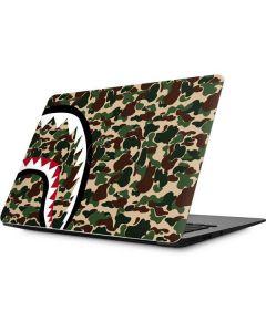Shark Teeth Street Camo Apple MacBook Skin