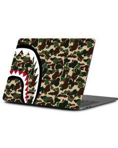 Shark Teeth Street Camo Apple MacBook Pro 13-inch Skin