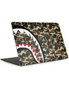 Shark Teeth Street Camo Apple MacBook Pro 15-inch Skin