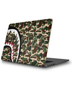 Shark Teeth Street Camo Apple MacBook Pro Skin