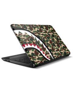 Shark Teeth Street Camo HP Notebook Skin