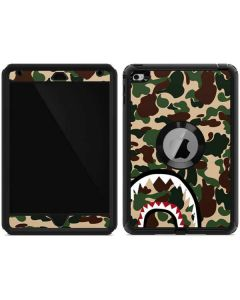 Shark Teeth Street Camo Otterbox Defender iPad Skin