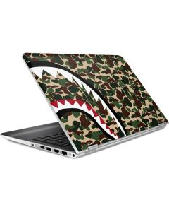 Shark Teeth Street Camo HP Pavilion Skin