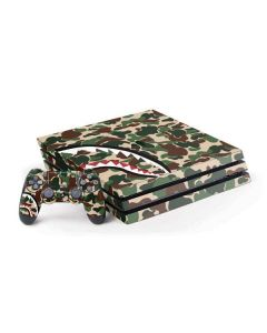 Shark Teeth Street Camo PS4 Pro Bundle Skin
